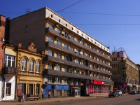 Samara, Leningradskaya st, house 42. Apartment house
