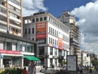 Samara, shopping center Опера, Leningradskaya st, house 64
