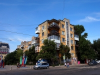 Samara, Leningradskaya st, house 72. Apartment house