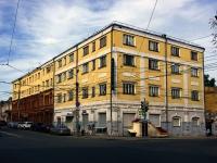 neighbour house: st. Leningradskaya, house 76. hostel Самарского государственного архитектурно-строительного университета