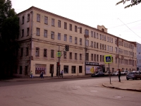 neighbour house: st. Leningradskaya, house 77. office building