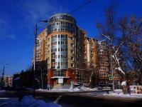 萨马拉市, Leningradskaya st, 房屋 100. 公寓楼