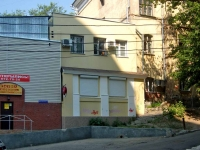 neighbour house: st. Lev Tolstoy, house 12. office building