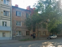 neighbour house: st. Lev Tolstoy, house 89А. Apartment house