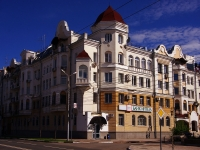 Samara, st Lev Tolstoy, house 29. Apartment house