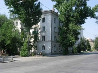 neighbour house: st. Lev Tolstoy, house 121. Apartment house
