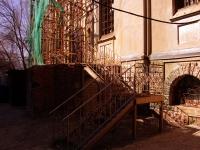 Самара, храм Православная старообрядческая община храма во имя Казанской пресвятой Богородицы, улица Льва Толстого, дом 14А