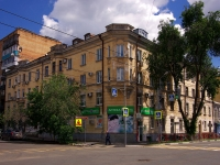 Samara, Lev Tolstoy st, house 58. Apartment house