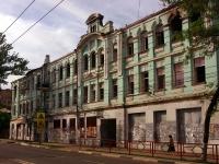 Самара, улица Льва Толстого, дом 70. неиспользуемое здание