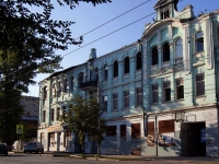Samara, Lev Tolstoy st, house 70. vacant building