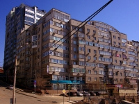 Samara, st Lev Tolstoy, house 3. Apartment house