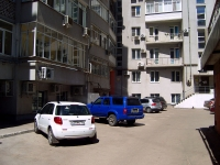 Samara, Lev Tolstoy st, house 3. Apartment house