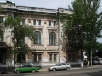 neighbour house: st. Lev Tolstoy, house 25. multi-purpose building
