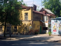 Samara, Lev Tolstoy st, house 38. Private house
