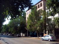 Samara, Lev Tolstoy st, house 52. Apartment house