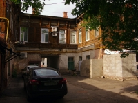 Samara, Lev Tolstoy st, house 73. Apartment house