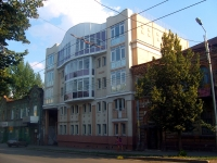 neighbour house: st. Lev Tolstoy, house 85. Apartment house
