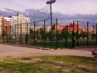 """萨马拉市, 体育场 """"Динамо"""", Lev Tolstoy st, 房屋 97А"""