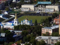 "Samara, sport stadium ""Динамо"", Lev Tolstoy st, house 97А"