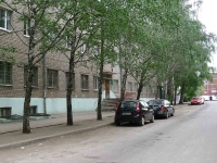 neighbour house: st. Magnitogorskaya, house 8. office building
