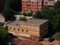 Samara, st Magnitogorskaya, house 3А. service building