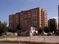 Самара, улица Магнитогорская, дом 1. многоквартирный дом