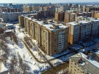 соседний дом: ул. Магнитогорская, дом 5. многоквартирный дом