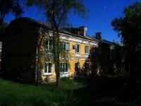 Samara, alley Bruschaty, house 17. Apartment house