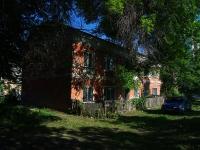 Samara, alley Bruschaty, house 18. Apartment house