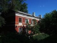 Samara, alley Bruschaty, house 19. Apartment house