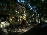 Samara, alley Bruschaty, house 21. Apartment house