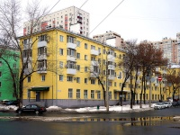 Samara, st Mechnikov, house 50. Apartment house