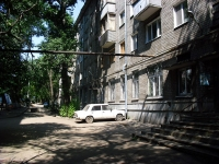 Samara, Mechnikov st, house 50. Apartment house