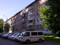 Samara, st Mechnikov, house 54. Apartment house