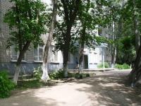 соседний дом: ул. Мяги, дом 22А. общежитие Самарского техникума легкой промышленности