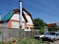Самара, улица Надъярная, дом 10. индивидуальный дом