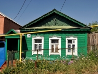 Samara, st Nad'yarnaya, house 24. Private house