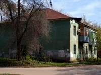 Samara, Ivan Bulkin st, house 91. Apartment house