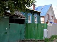 Самара, улица Неверова, дом 5. индивидуальный дом
