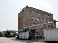Самара, улица Неверова, дом 33. офисное здание