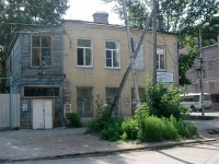 Samara, Nikitinskaya st, house 1. Apartment house