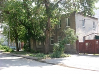 Samara, st Nikitinskaya, house 9. Apartment house