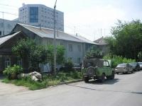 Samara, st Nikitinskaya, house 13. Apartment house