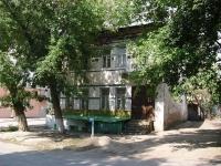 Samara, st Nikitinskaya, house 14. Apartment house