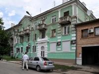 Samara, st Nikitinskaya, house 21. Apartment house