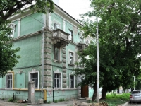 Samara, Nikitinskaya st, house 21. Apartment house