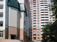 Samara, Nikitinskaya st, house 22. Apartment house
