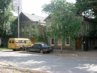 Samara, Nikitinskaya st, house 27. Private house