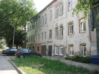 neighbour house: st. Nikitinskaya, house 33. Apartment house