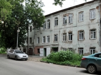 Samara, Nikitinskaya st, house 33. Apartment house